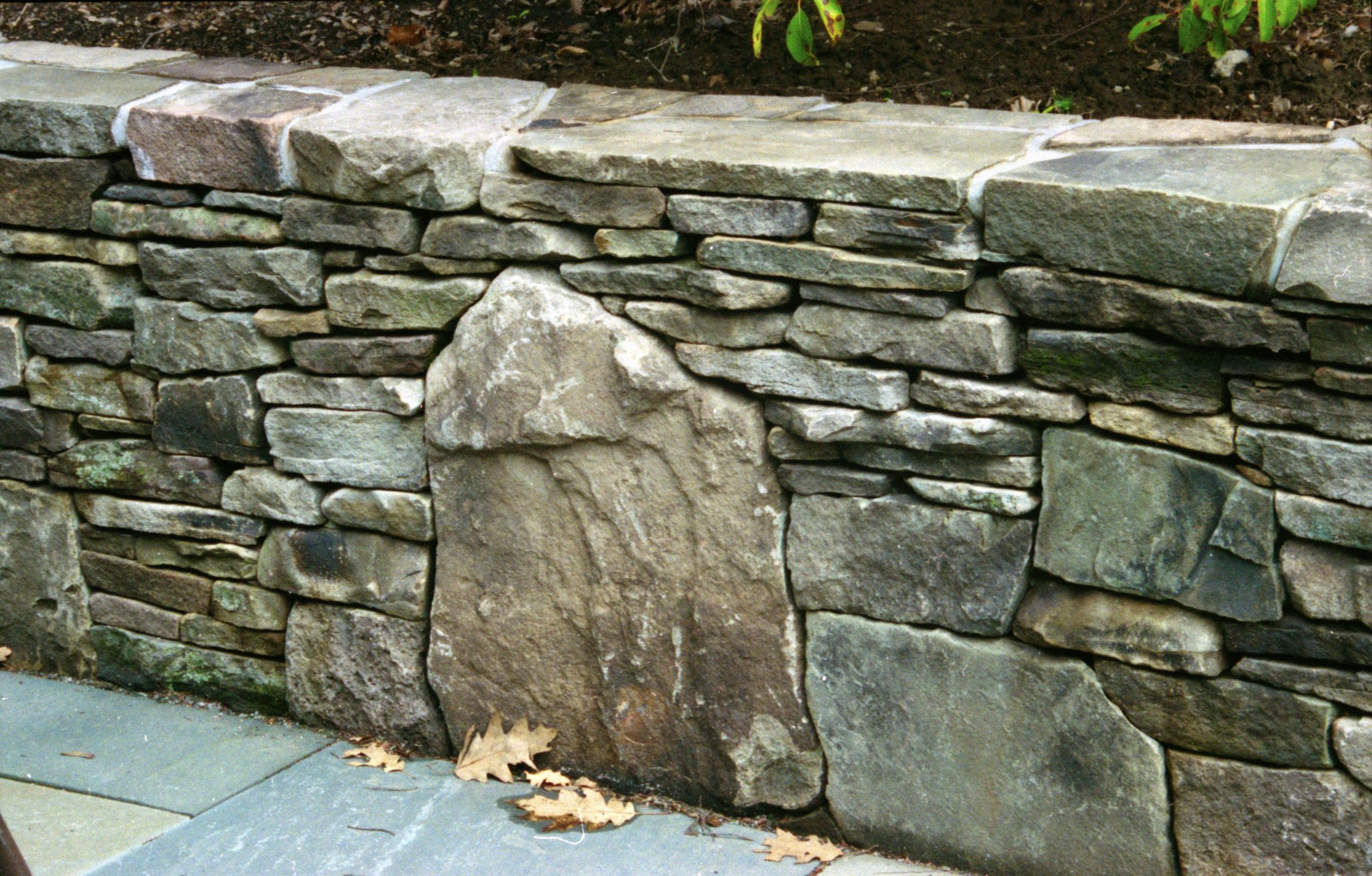 Masonry contractor in beverly ma fieldstone wall