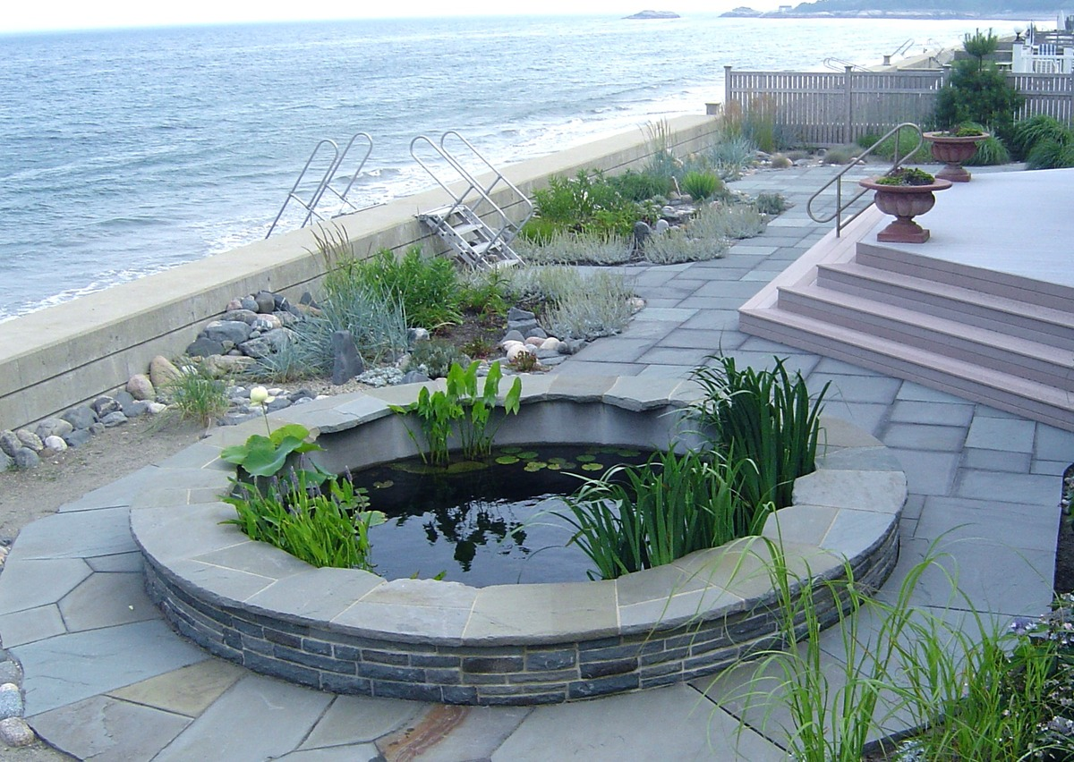 landscape and hardsscape design projects in the boston area